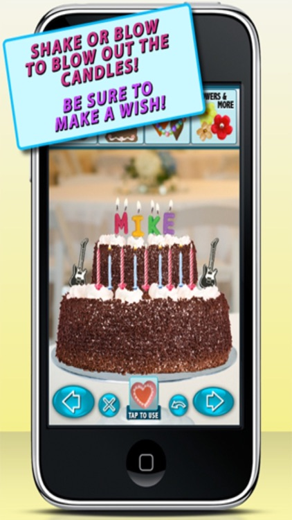Cake Maker Game Make Bake Decorate Eat Party Cake Food With