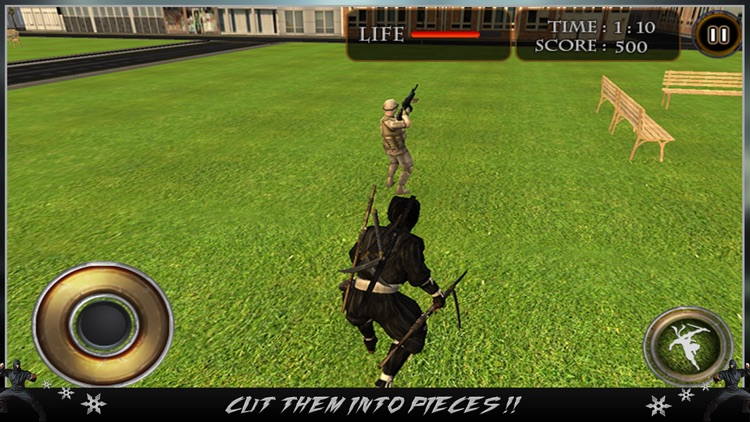 Ninja Assassin Prison Break Can You Escape It screenshot-4