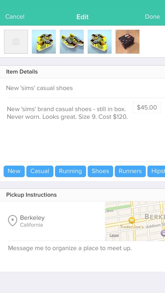 Neerbuy - Buy and sell stuff locally Screenshot