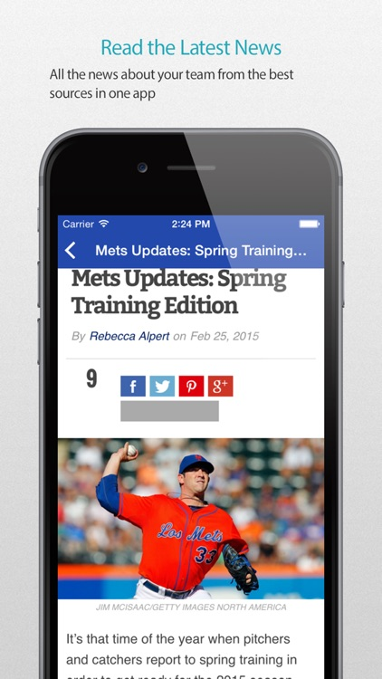 NYM Baseball Schedule Pro — News, live commentary, standings and more for your team! screenshot-3