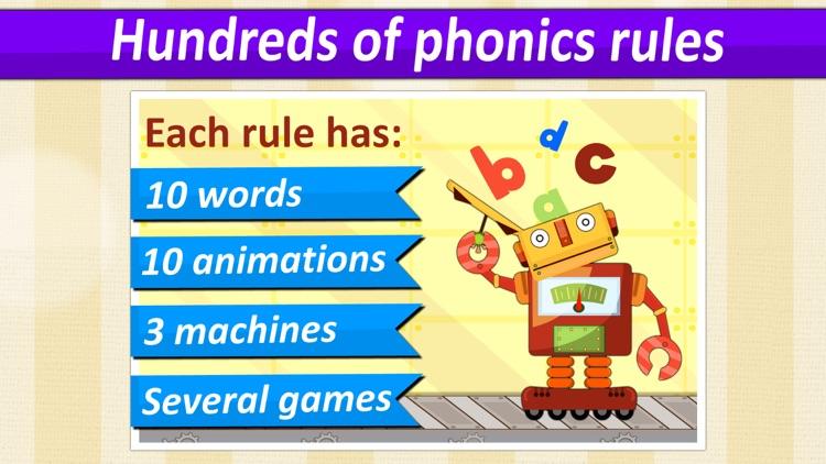 ABC phonics: phonics for kids screenshot-0