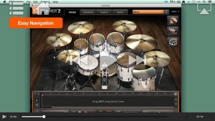 Course For EZDrummer 2 screenshot-3