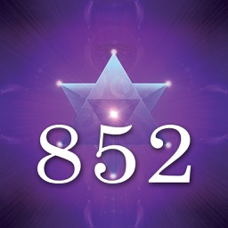 852Hz Solfeggio Sonic Meditation by Glenn Harrold & Ali Calderwood