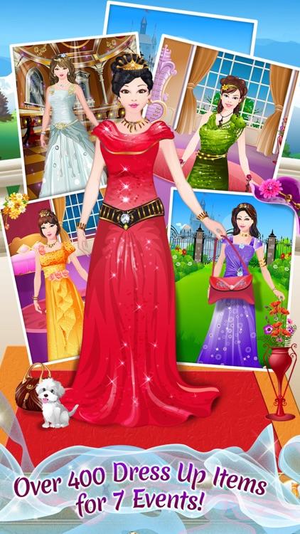 Princess Party Planner - Dress Up, Makeup & eCard Maker Game