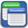 Office touch: word processor + spreadsheet file editor