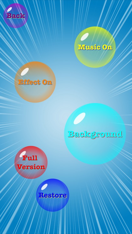 Bubble Popper - For Kids, Boys & Girls!!! screenshot-4