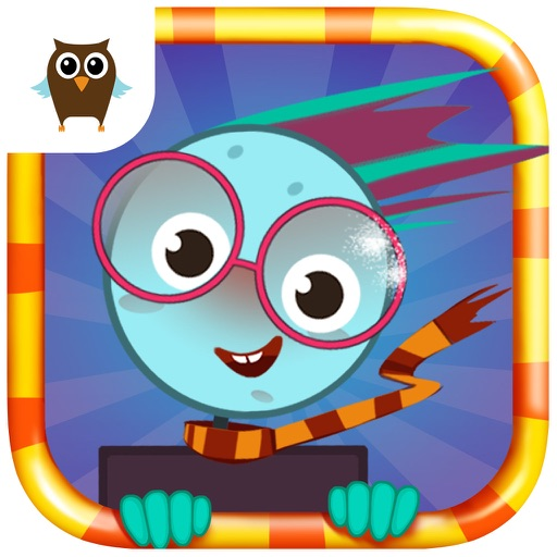 Help LOSTY! - Learn Letters and Shapes with Little Robot