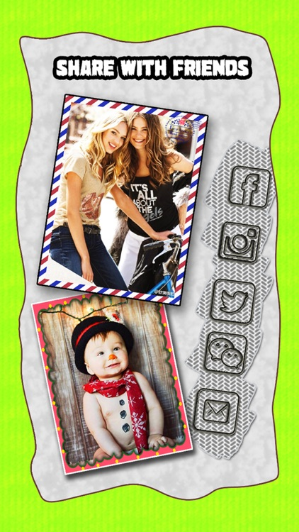 Sketch Shape Pro -  Photo Collage Editor to add Pencil Portrait Effects & Quirky Frames on Pic screenshot-4