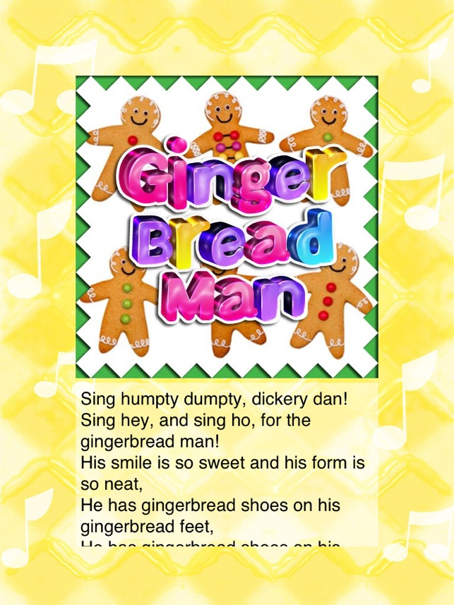 Kids Song 3 for iPad - English Kids Songs with Lyrics on the App Store