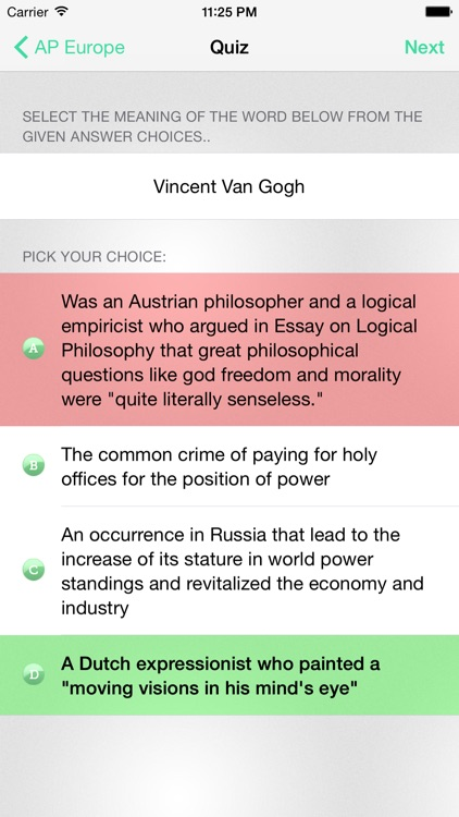 AP Europe History screenshot-4