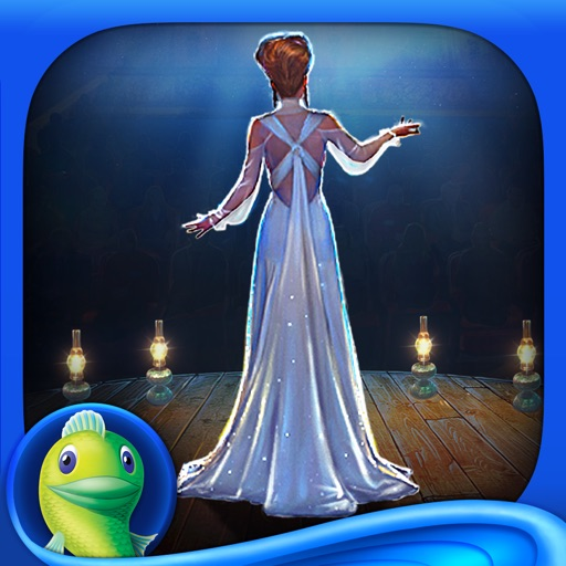 Maestro: Dark Talent - A Musical Hidden Object Game icon