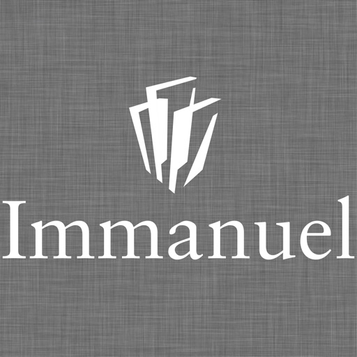 Immanuel Baptist Church App icon