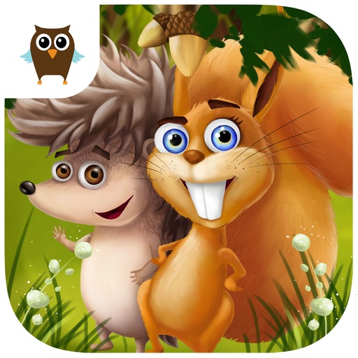 Forest Animals Chores and Cleanup - Arts, Crafts and Care