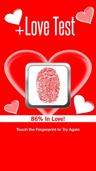 Love Test Calculator - Finger Scanner Find Your Match Score HD screenshot three