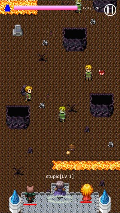 Demon castle of march screenshot three
