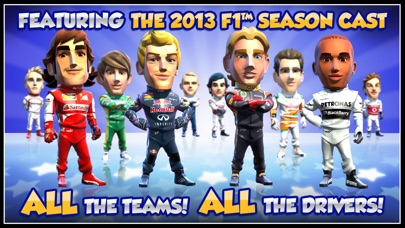 Screenshot #8 for F1 Race Stars™