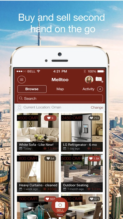 Classifieds Oman by Melltoo: Buy and Sell Home Furniture and Appliances :: إعلانات مبوبة عمان