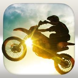 Bike Balance - Motocross Race Skills Challenge