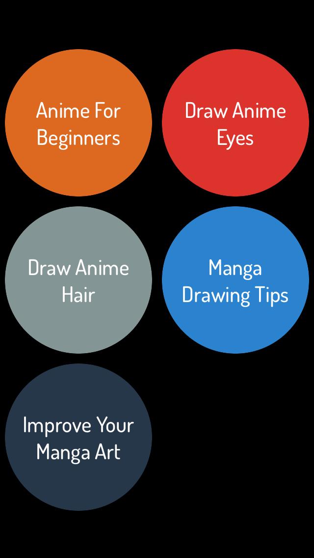 点击获取How To Draw Anime Manga - Step By Step Video Guide