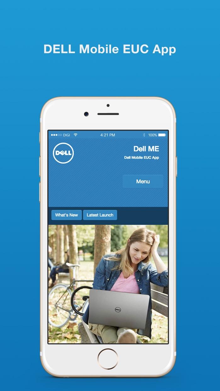 Dell ME Screenshot