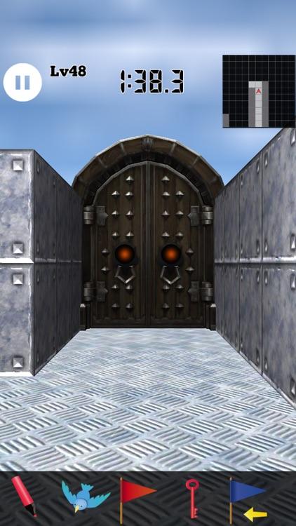 3D Maze Level 100