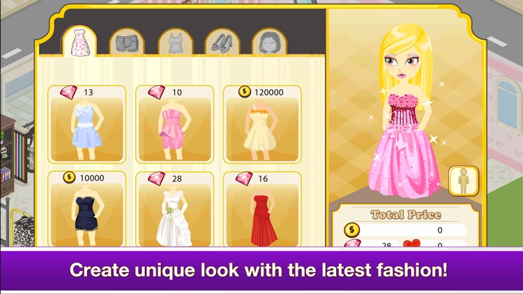 Tap Boutique - Girl Shopping Covet Fashion Story Game screenshot-3