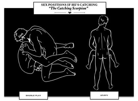 positions oral to How gay