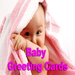 Newborn Baby Greeting Cards