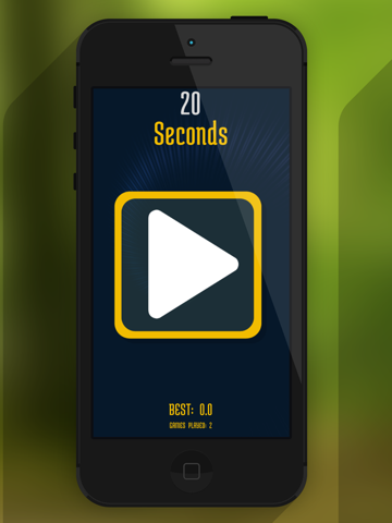20 Seconds - Test your reaction time screenshot