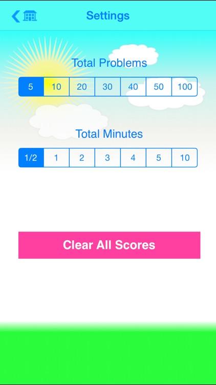 Kids Math Fun — First Grade screenshot-4