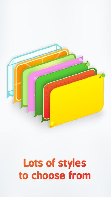 Nemos - Themed Bubble Image Designer for iMessages