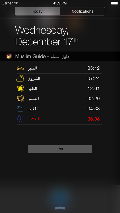 Top 10 Apps like Minimal Islamic Prayer Times in 2019 for iPhone & iPad