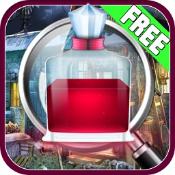 Hidden Object:The Secret Potion