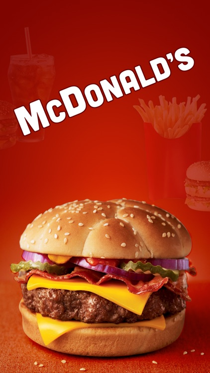 Great App for McDonalds screenshot-0
