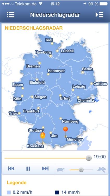wetter.com - Alte App screenshot-3