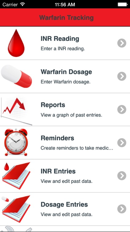 Warfarin Tracking