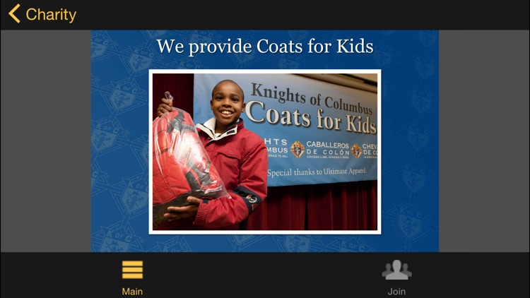 Knights of Columbus: Join Us