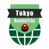 东京旅游指南地铁日本甲虫离线地图 Tokyo travel guide and offline city map, BeetleTrip metro tram JR train trip advisor