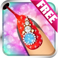 Codes for Princess Nail Salon For Trendy Girls - Make-over art nail experience like crayola party FREE Hack