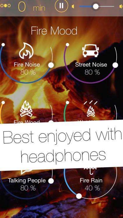 Relax App - Thunderstorm, Beach, Forest & Rain Nature Sounds for Sleep or Power Nap screenshot-4