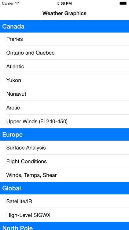 Aviation Weather Graphics screenshot-3