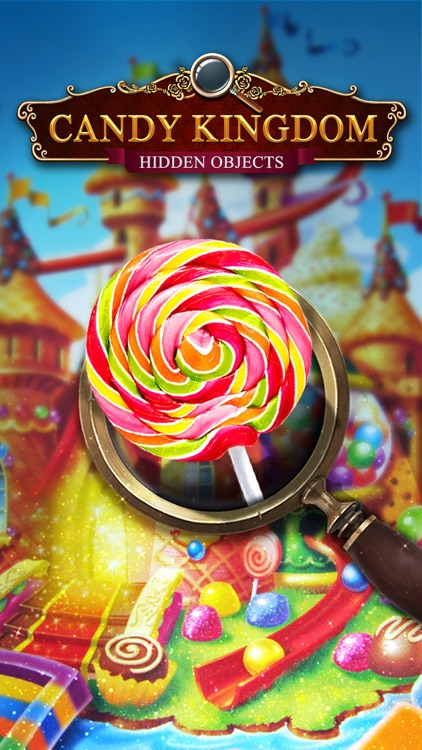 Hidden Objects - Candy Kingdom screenshot-0