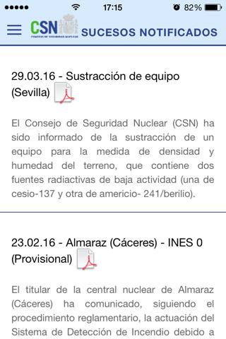 noticias CSN consejo seguridad nuclear - náhled