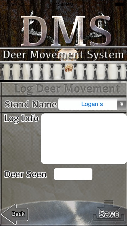 Deer Movement screenshot-3