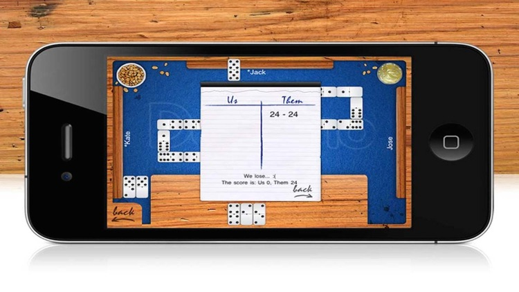 Domino for iPhone screenshot-3