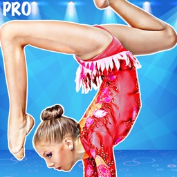 American Gymnastics Girly Girl Run Game PRO