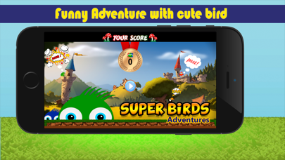 Super Birds Adventures - Birdy Crossing Block