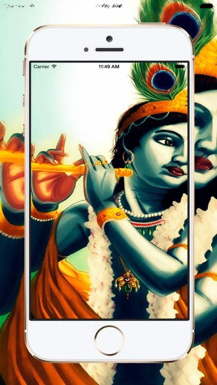 Lord Krishna Mantra Chanting screenshot-3