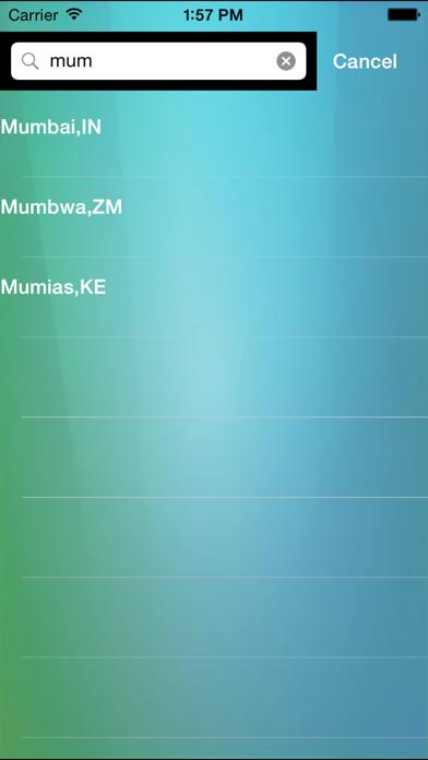 Excel Weather Forecastのおすすめ画像5