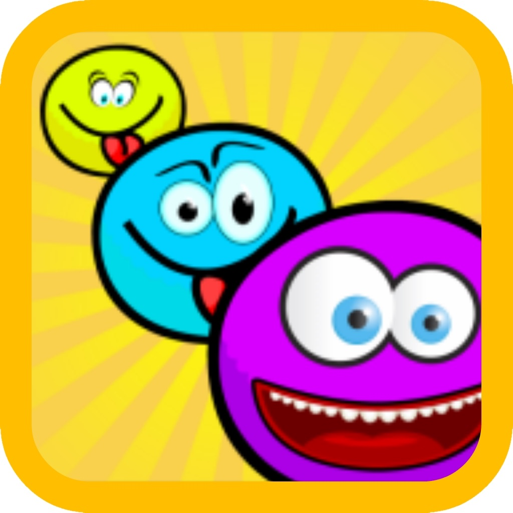Smiles Bubbly - Free Games for Family Baby, Boys And Girls Buble